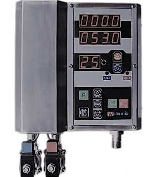 iDX 03 - Stainless Steel WATER DOSING & MIXING UNIT